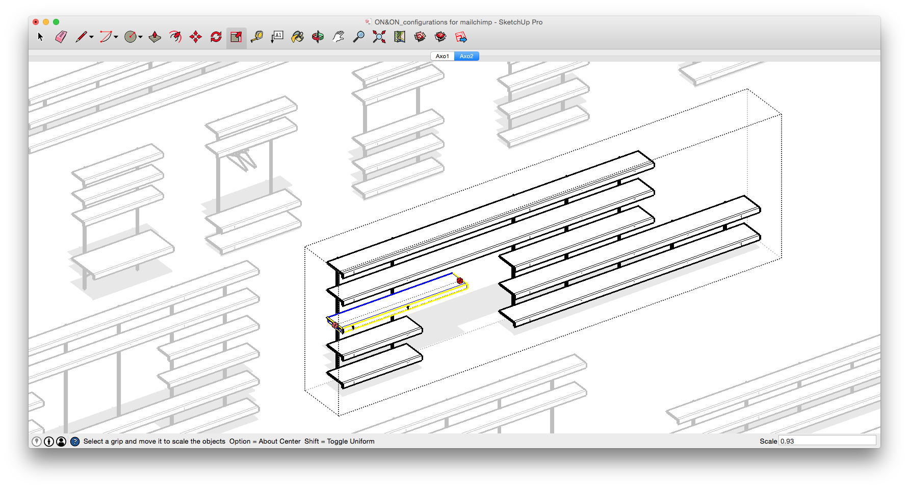 Google Sketchup 3dwarehouse On On Shelving Systems